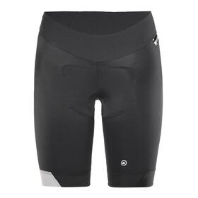 assos H.LAALALAISHORTS_S7 Spodnie rowerowe czarny/srebrny